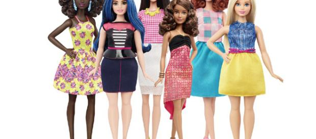 Barbie: nova boneca tem diferentes tipos de corpo e tons de pele