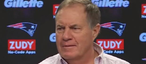 Bill Belichick's mental game paid dividends as Patriots defeated Jets. - [Image Credit: NFL World / YouTube screencap]