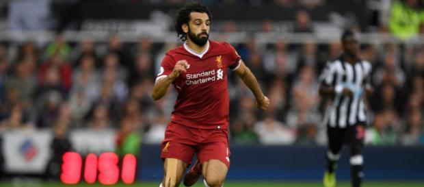 El doblete de M. Salah le da la victoria a Liverpool