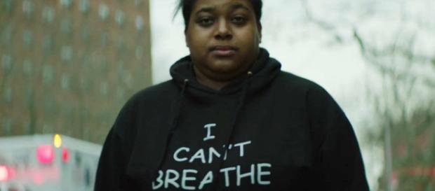 Erica Garner se convirtió en una figura fundamental para el movimiento Black Lives Matter.