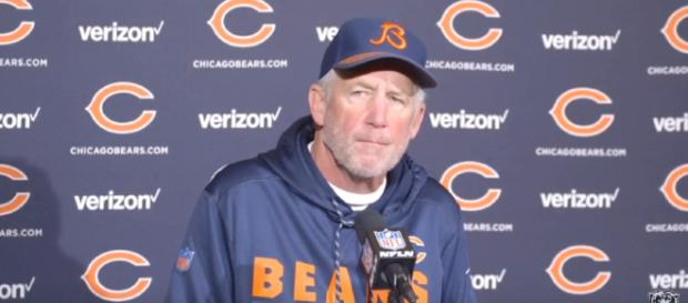 Fox is said to be out the door after the 2017 season ends - image - Chicago Bears / Youtube