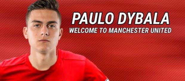 Manchester United: !Ofrece una buena suma para reclutar a Paulo Dybala!