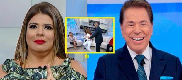 Silvio Santos prepara projeto especialmente para Mara Maravilha
