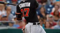 MLB rumors: Serious Giancarlo Stanton trade rumors down to two teams for Marlins