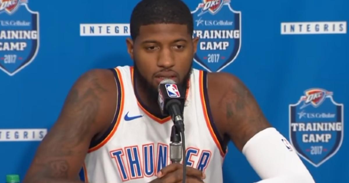 a60cb0da5b5 NBA Rumor  Teams on the watch as Paul George trade chatter resurfaces
