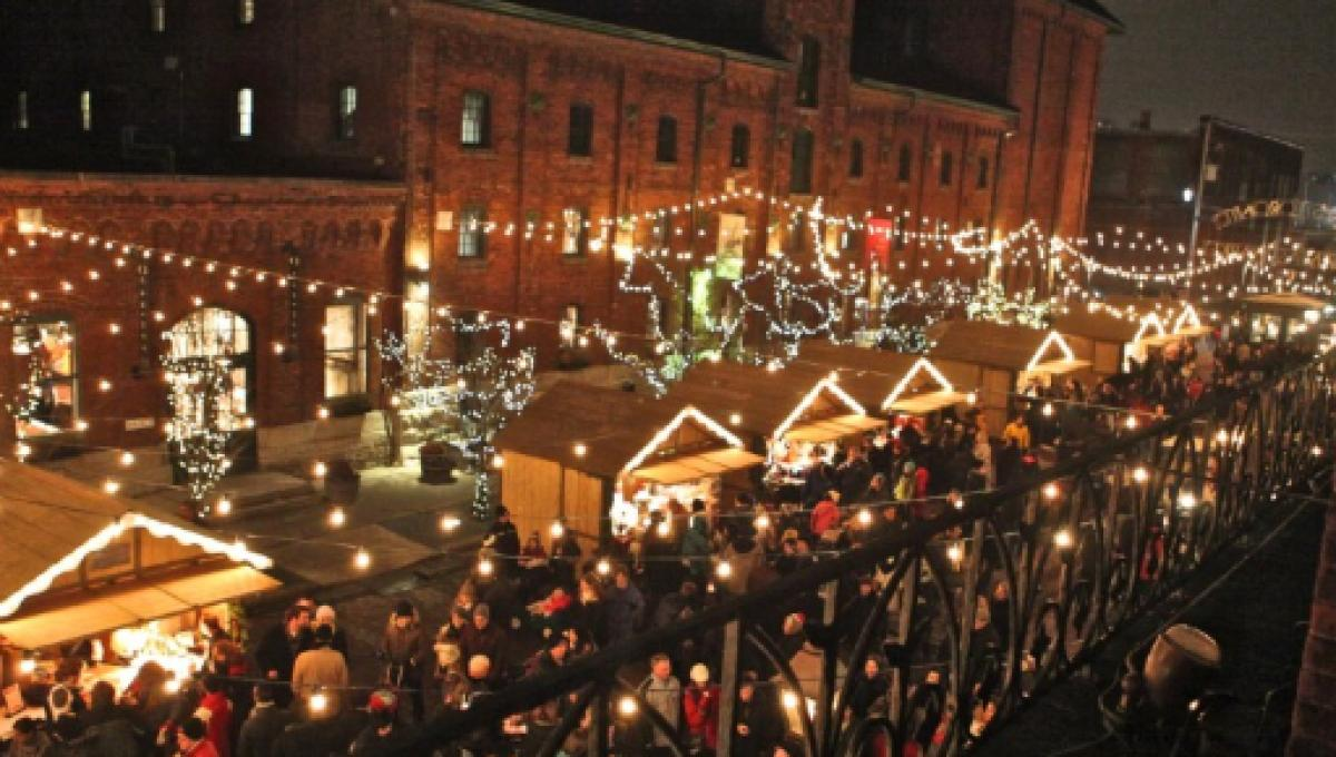 best christmas markets in the united states