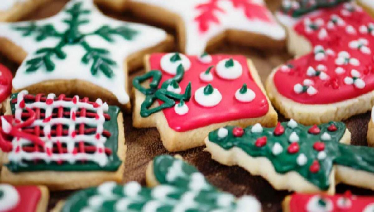 Host A Christmas Cookie Exchange