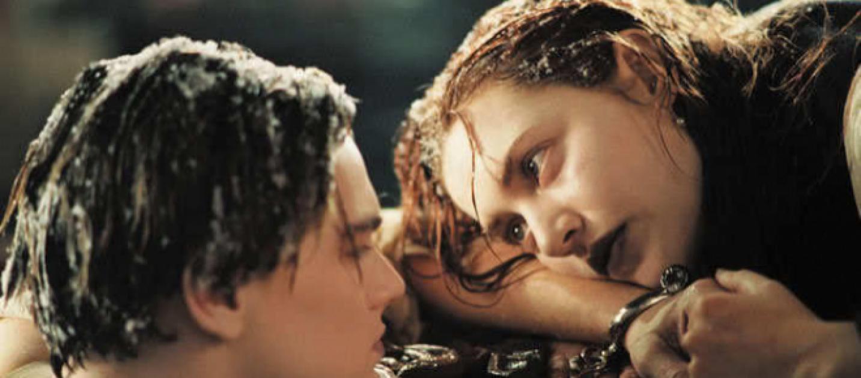 Resultado de imagem para ver imagem do casal do filme titanic