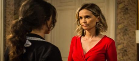 Clara pedirá demissão em 'O Outro Lado do Paraíso'. (Foto Reprodução)