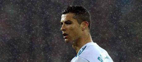 Cristiano Ronaldo ficou enfadado com os acontecimentos do final de semana
