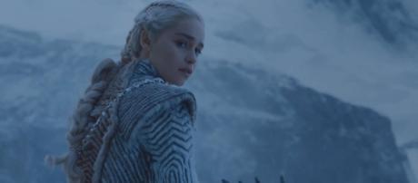 Daenerys Targaryen (Emilia Clarke). (Foto Reprodução)