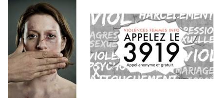violences contre les femmes - numéro vert.