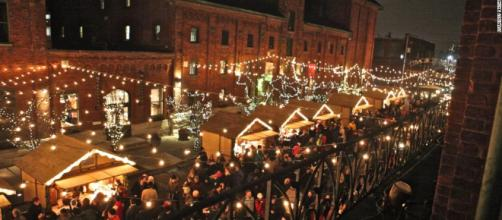 9 German-style Christmas markets [Image via Christmastime/flickr]
