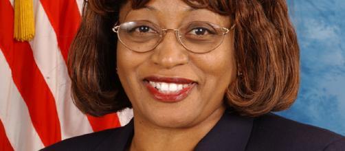 Corrine Brown sentenced to 5 years in prison -- U.S Congress via Wikimedia