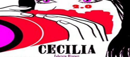 """Cover eBook """"Cecilia 2.0"""" di Fabrizio Ulivieri (da amazon.com)"""