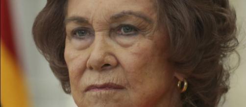 Doña Sofía en una imagen de archivo