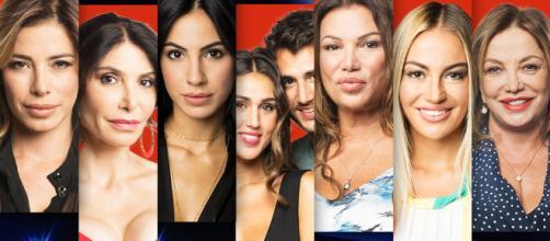 GF VIP 2: tutte le donne della Casa