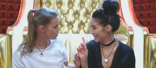 Ivana Mrazova e Giulia De Lellis: un'amicizia nata nella casa del GF VIP