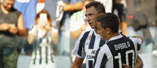 Juventus, torna Mandzukic. allegri pensa a dei cambi