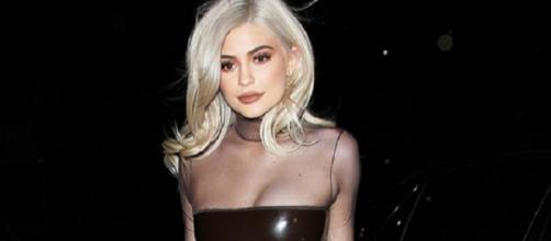 Kylie Jenner tem estado muito escondida