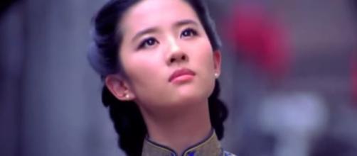 Liu Yifei (Image credit – Kuan Lee, Wikimedia Commons)