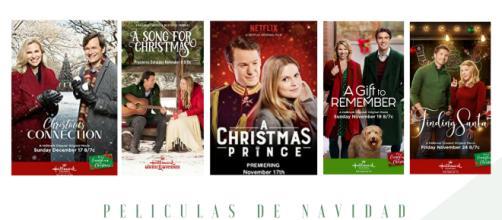 Peliculas nuevas de Navidad de todos los géneros, gustos y edades