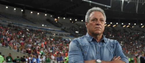 Permanência de Abel é uma das promessas de Pedro Abad, presidente do Fluminense, para 2018 (Foto: ESPN)