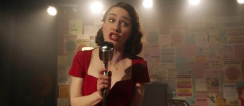 Rachel Brosnahan from 'The Marvelous Mrs. Maisel.' [Prime Video/YouTube screencap]