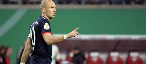 """Robben: """"No guardo buenos recuerdos de mi etapa en el Real Madrid ... - eurosport.com"""
