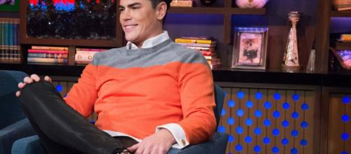 Tom Sandoval from a screenshot of 'WWHL'