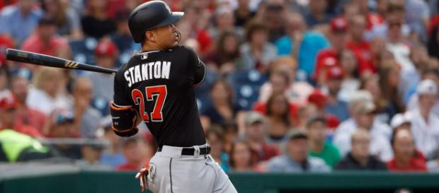 Are the Marlins ready to make a blockbuster deal? [Image via Sun Sentinel/YouTube]
