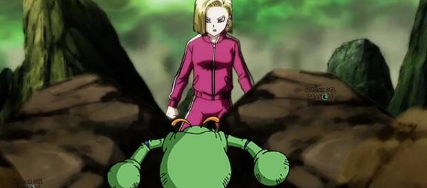 Dragon Ball Super el ataque inesperado