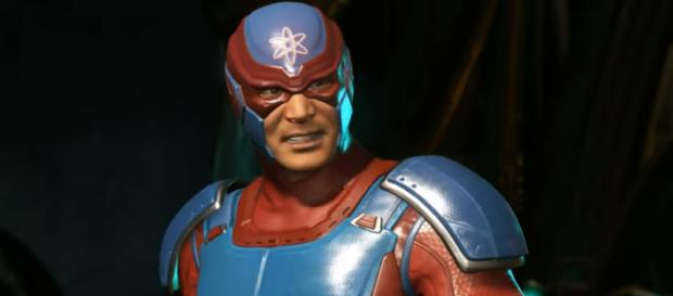 'Injustice 2' - Atom! [Image Credit: Injustice/ YouTube screencap]