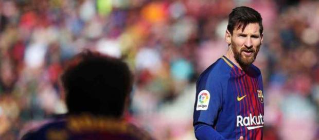 Leo Messi tem uma voz cada vez mais poderosa no time. (Foto Don Balon)