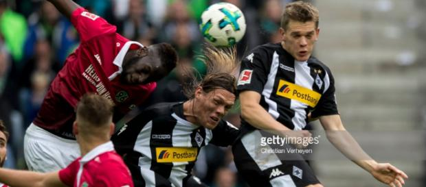 Photos et images de Borussia Moenchengladbach v Hannover 96 ... - gettyimages.fr