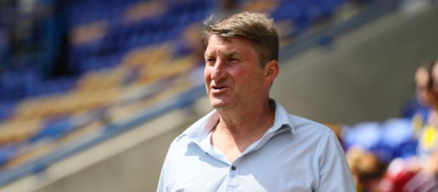 Ex-Warrington Wolves coach Tony Smith said England are still way behind Australia - Image by Paul Currie/SWpix.com