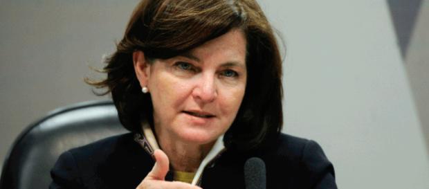Procuradora-Geral, Raquel Dodge no combate a corrupção.
