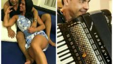 É o amor. Zezé fez música para Graciele, enquanto ainda estava com Zilu