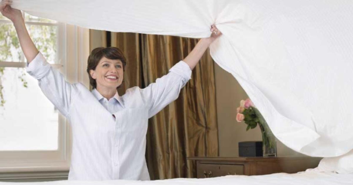 Cambiare le lenzuola: ecco ogni quanto bisogna farlo