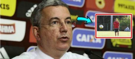Aroldo Barros - Presidente do Sport