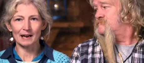 Billy e Ami Brown se casaram jovens e vivem no Alasca há mais de 30 anos