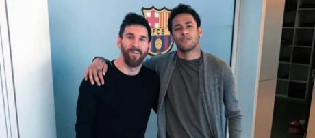 El Barcelona se pronuncia sobre el futuro de Messi y la salida de ... - laprensa.hn