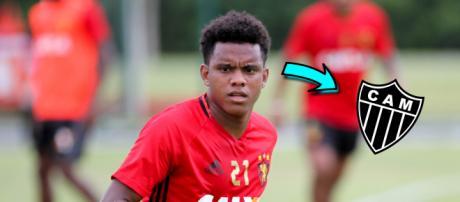 Rithely - Jogador do Sport Recife