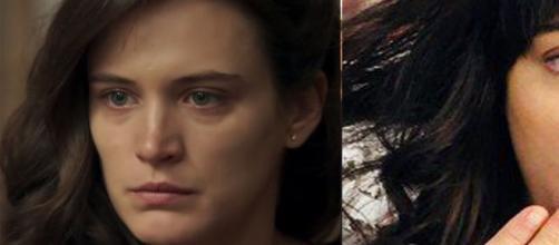 A atriz ficou muito diferente ( Reprodução - Globo )