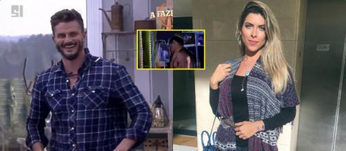 Ana Paula Minerato fica com Matheus Lisboa em 'A Fazenda' | Foto Reprodução