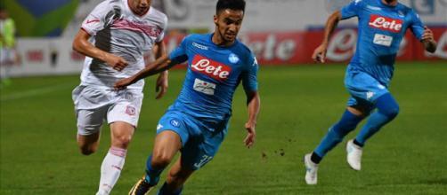 Calciomercato Napoli Ounas Berardi Verdi - vesuviolive.it