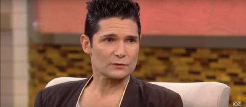 Corey Feldman appearing with Dr. Oz. - [Image from DoctorOz/YouTube]