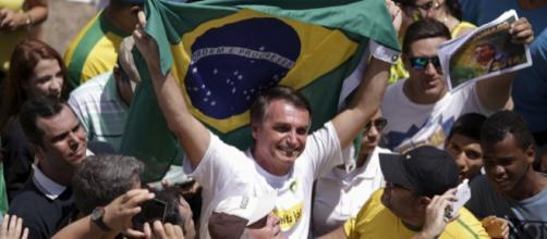 Deputado Jair Bolsonaro virá como candidato à presidência. (Ueslei Marcelino/Reuters)