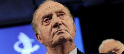 El rey emérito Juan Carlos I de Borbón