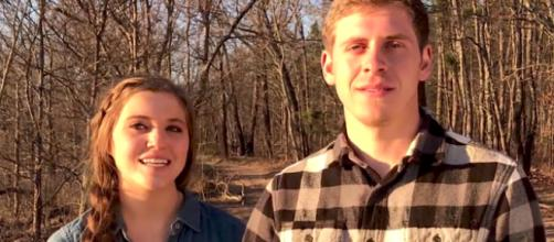 Joy-Anna Duggar and Austin Forsyth [Image Credit: TLC/YouTube screencap]